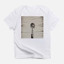 Iowa Farm Windmill Infant T-Shirt