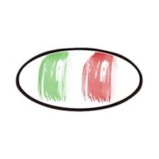 Brush Flag of Mexico Patch