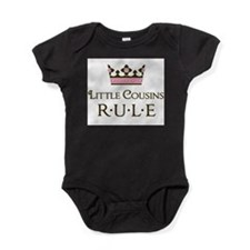 Cute Family and baby Baby Bodysuit