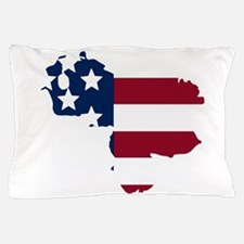 Venezuelan American Pillow Case