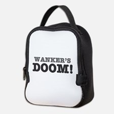 WANKERS DOOM Neoprene Lunch Bag