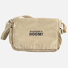 WANKERS DOOM Messenger Bag