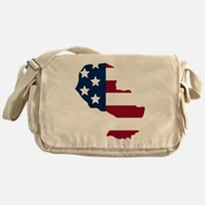 Paraguayan American Messenger Bag