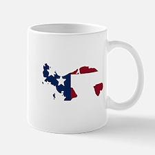 Panamanian American Mugs