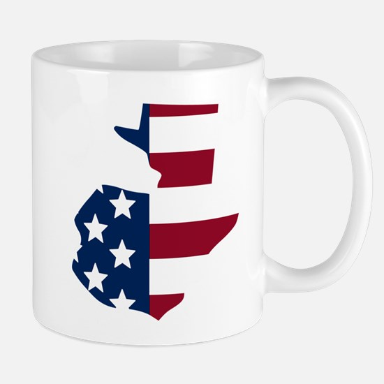 Guatemalan American Mugs