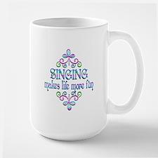Singing Fun Large Mug
