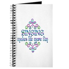 Singing Fun Journal