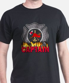 Cute Fire captain T-Shirt