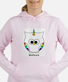 Cool Cute owl Women's Hooded Sweatshirt