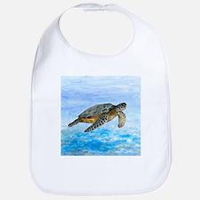 Turtle 1 Bib