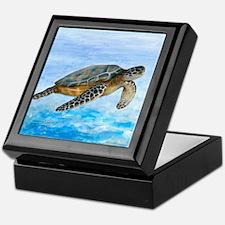 Turtle 1 Keepsake Box