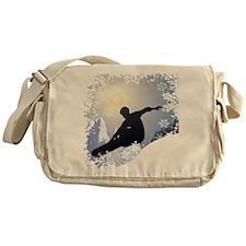 SNOWBOARDING! Messenger Bag