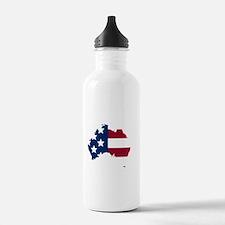Australian American Water Bottle