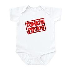 Tomato Potato Infant Bodysuit