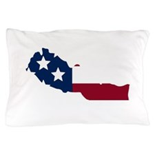 Nepalese American Pillow Case