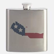 Nepalese American Flask