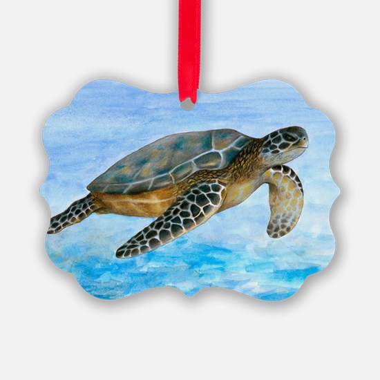 Turtle 1 Ornament