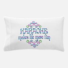 Karaoke Fun Pillow Case