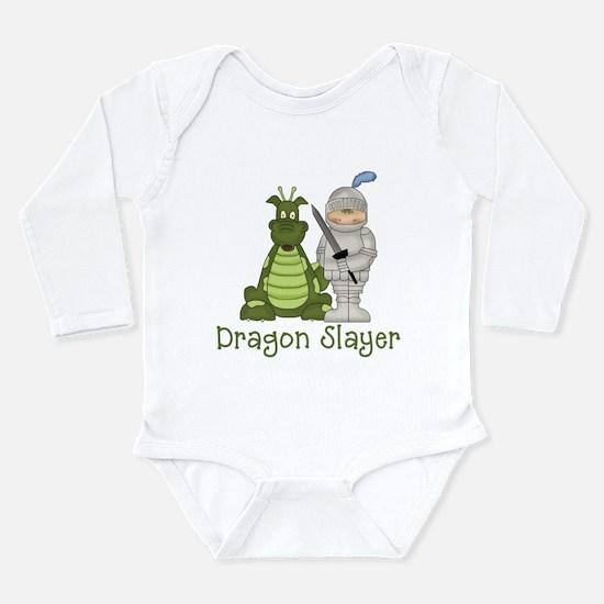 Unique Kids knight Long Sleeve Infant Bodysuit
