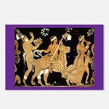 Dionysus Postcards (Package of 8)