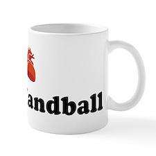 I (Heart) Gaelic Handball Mug