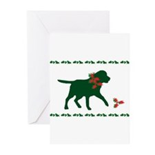 Funny Christmas holidays Greeting Cards (Pk of 20)