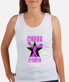 Cheer Coach Tank Top