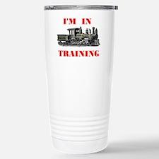 Unique Model railroader Travel Mug