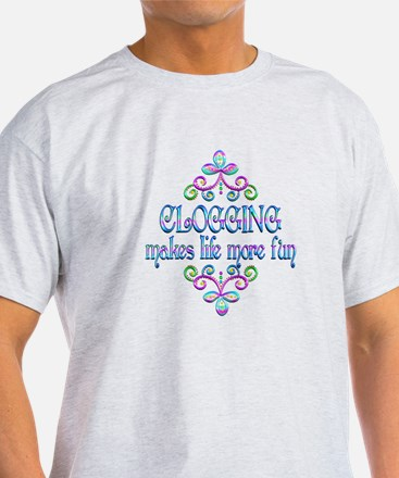 Clogging Fun T-Shirt