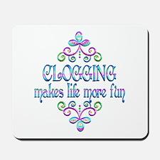 Clogging Fun Mousepad
