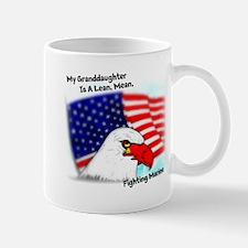 Marine Granddaughter Mugs