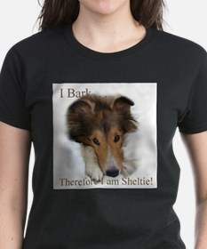 Unique Sheltie art Tee