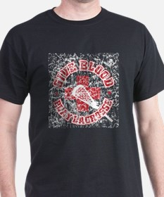 Cute Lacrosse give blood T-Shirt