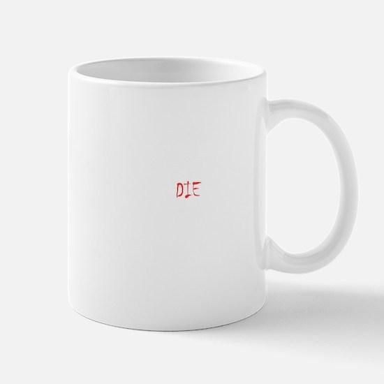 cuddle or die funny Mugs