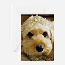 Funny Dog prints Greeting Card