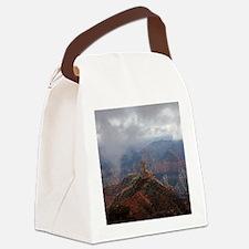 Unique Hayden Canvas Lunch Bag