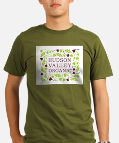 Hudson Valley Organic Logo T-Shirt