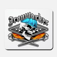 Ironworker 1 Mousepad