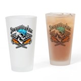 Ironworker Pint Glasses