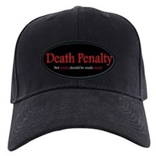 Black Death Penalty Cap
