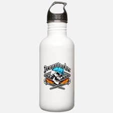 Ironworker 1 Water Bottle