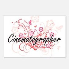 Cinematographer Artistic Postcards (Package of 8)