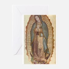 Our Lady Of Guadalupe Greeting Cards (Pk of 20)