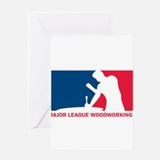 MLW logo Greeting Cards