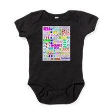 Unique French baby Baby Bodysuit