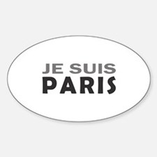 Je Suis Paris Decal