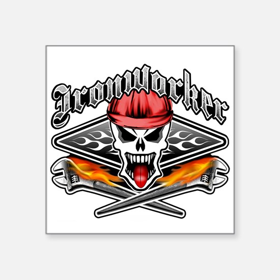 Ironworker 2.1 Sticker