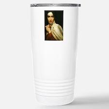 Saint Teresa Of Avila Stainless Steel Travel Mug