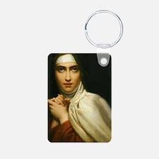 Saint Teresa Of Avila Keychains