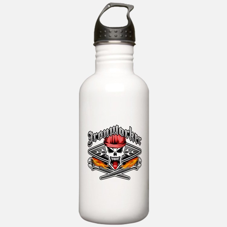Ironworker 2.1 Water Bottle